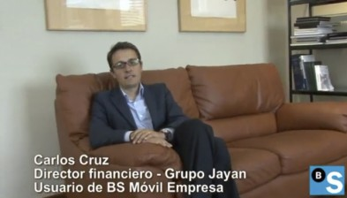 Grupo Jayan experience with BS Mobile