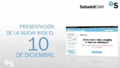 New remote banking services of Sabadell CAM: BS Online and BS Mobile