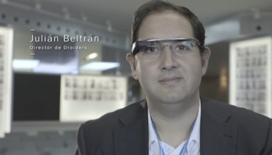 Banco Sabadell app for Google Glass