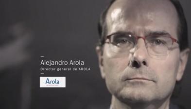 Empreses col·laboradores d'Exportar per Créixer: AROLA
