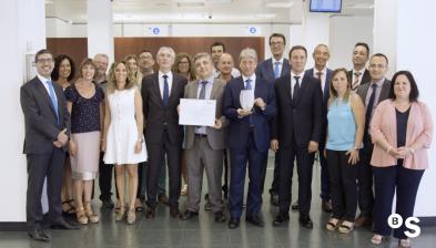 Platjad'Aro, PremiQualisa la Millor Oficina Banc Sabadell