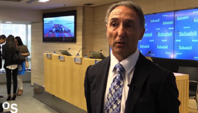 Santiago Tiana, Director del Banc Sabadell al Marroc