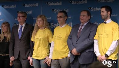 Coneix als dreamers de Banc Sabadell que han pujat al Express 2016