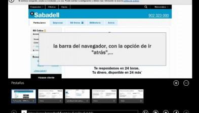 Funcionament navegador Explorer