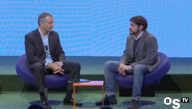 Conversation between Banco Sabadell and Wallapop on the 4YFN BStartup