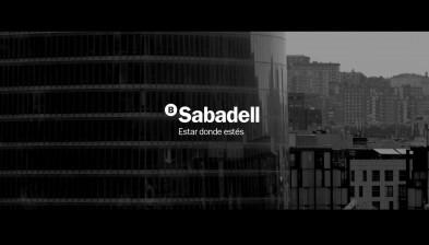 Banc Sabadell. Ser on siguis.