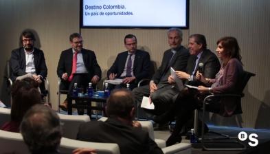 Destino Colombia. Un país de oportunidades.
