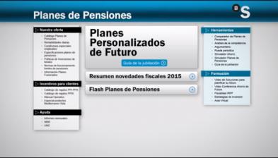Portal Planes de Pensiones