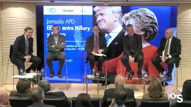 EE.UU: entre Hillary i Trump