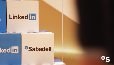 Digitalízate con LinkedIn. Sabadell Campus.