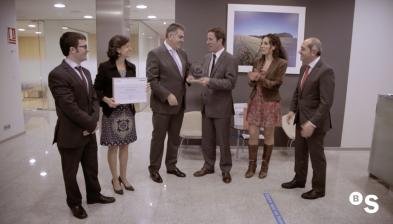 Ciempozuelos, Premio Qualis a la mejor oficina 2015