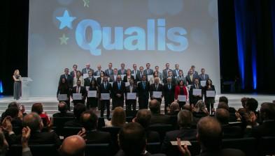 Entrega Premios Qualis