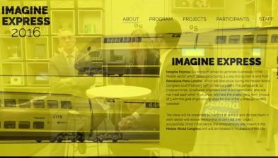Endinsa't en la experiència Imagine Express 2016