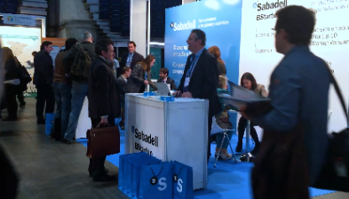 Banc Sabadell i BStartup al Salón MiEmpresa 2017