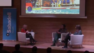 Audio: Jornada Sabadell Forum con el Club de Natació Sabadell