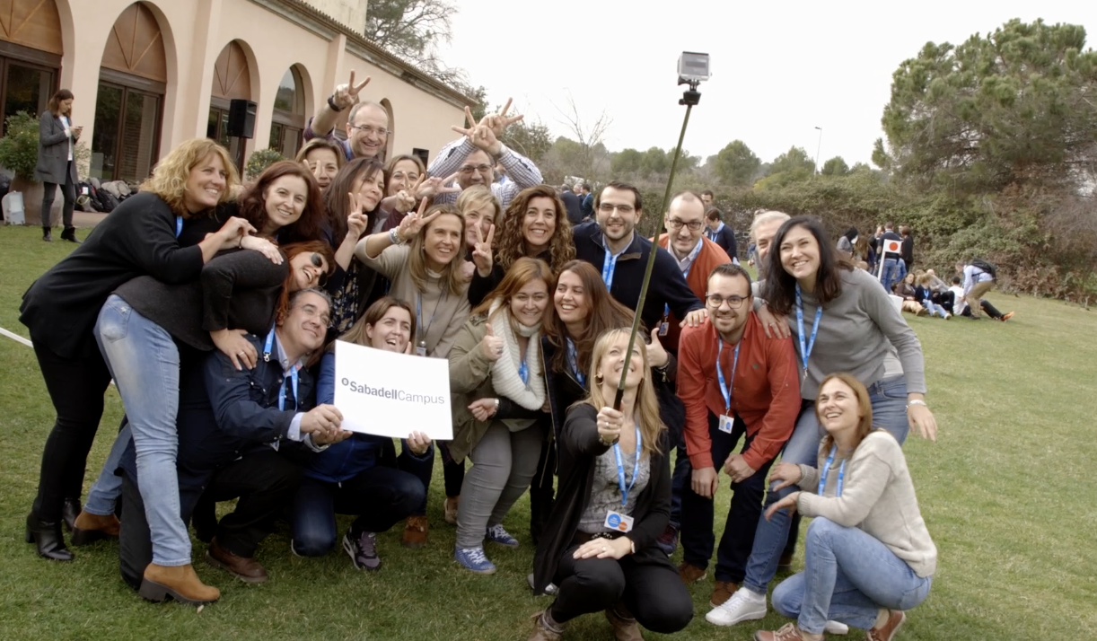 Jornada de Formadors Interns Sabadell Campus