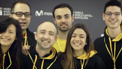 Viatja amb els dreamers de Banc Sabadell en l'Imagine 2017