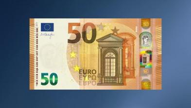 El nou bitllet de 50 euros