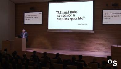 Presentació dels resultats NPS i Equos de Banc Sabadell. Experiència de Client