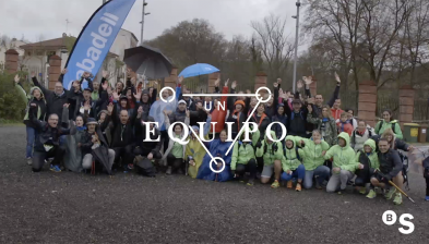 Banco Sabadell at the 'Oxfam Trailwalker Girona 2017 | 100km, 1 reason'