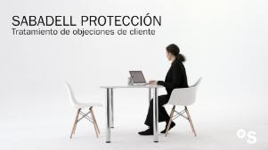 Sabadell Protecció: tractament de objeccions de client