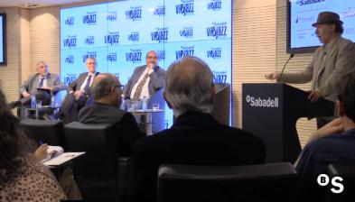 Presentació de la 11a edició del Banc Sabadell Vijazz Penedès
