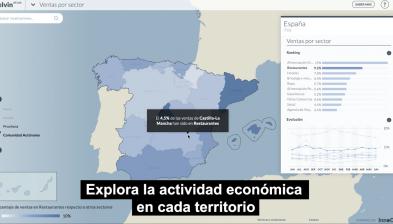 Kelvin Atlas, el primer portal de Open Data en tiempo real del sector bancario español