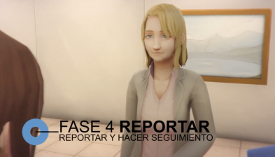 FASE 4: REPORTAR - Adoración Gómez