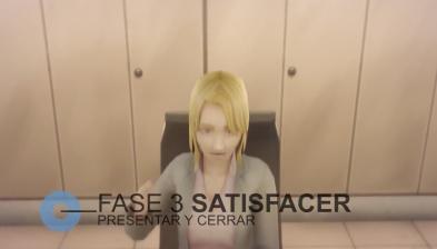 FASE 3: SATISFACER - Adoración Gómez