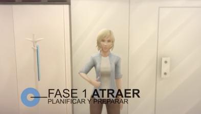 FASE 1: ATRAER - Adoración Gómez
