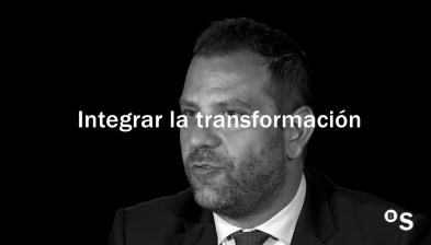 'Integrar la transformació', per Marc Vergés