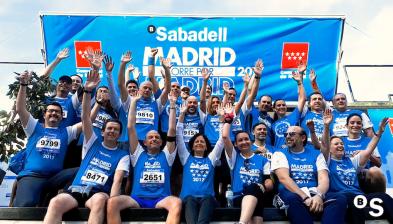 Madrid corre per Madrid 2017