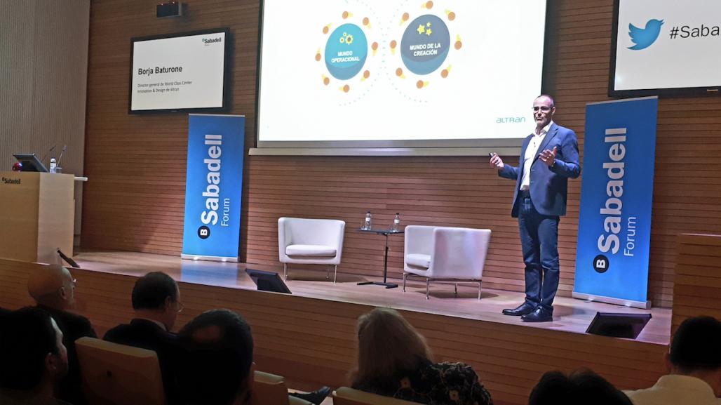 Innovació: transformació i creixement en les empreses, amb Borja Baturone