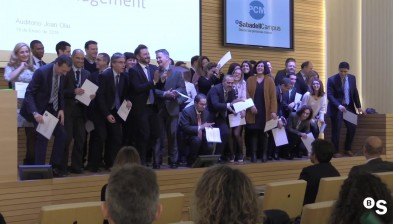 Clausura del Programa Corporatiu de Management