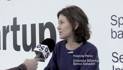 Novedades del 4YFN 2018. Yolanda Pérez, directora de BStartup.