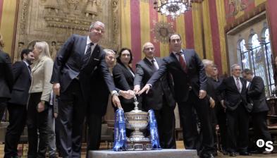 Presentació Barcelona Open Banc Sabadell 2018 - 66º Trofeu Comte de Godó
