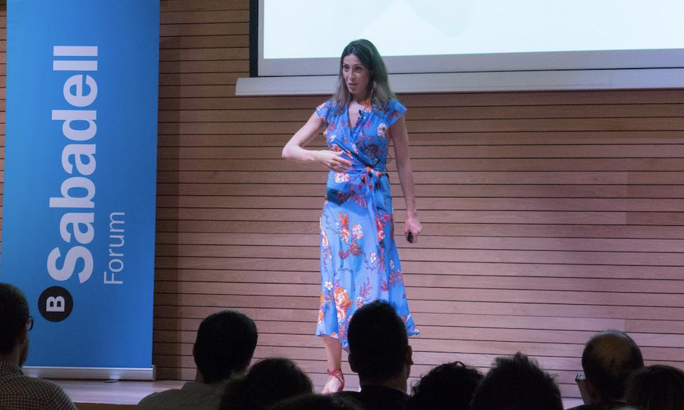 Mindfulness i alimentació, amb la coach Anna Llebaría, Sabadell Forum