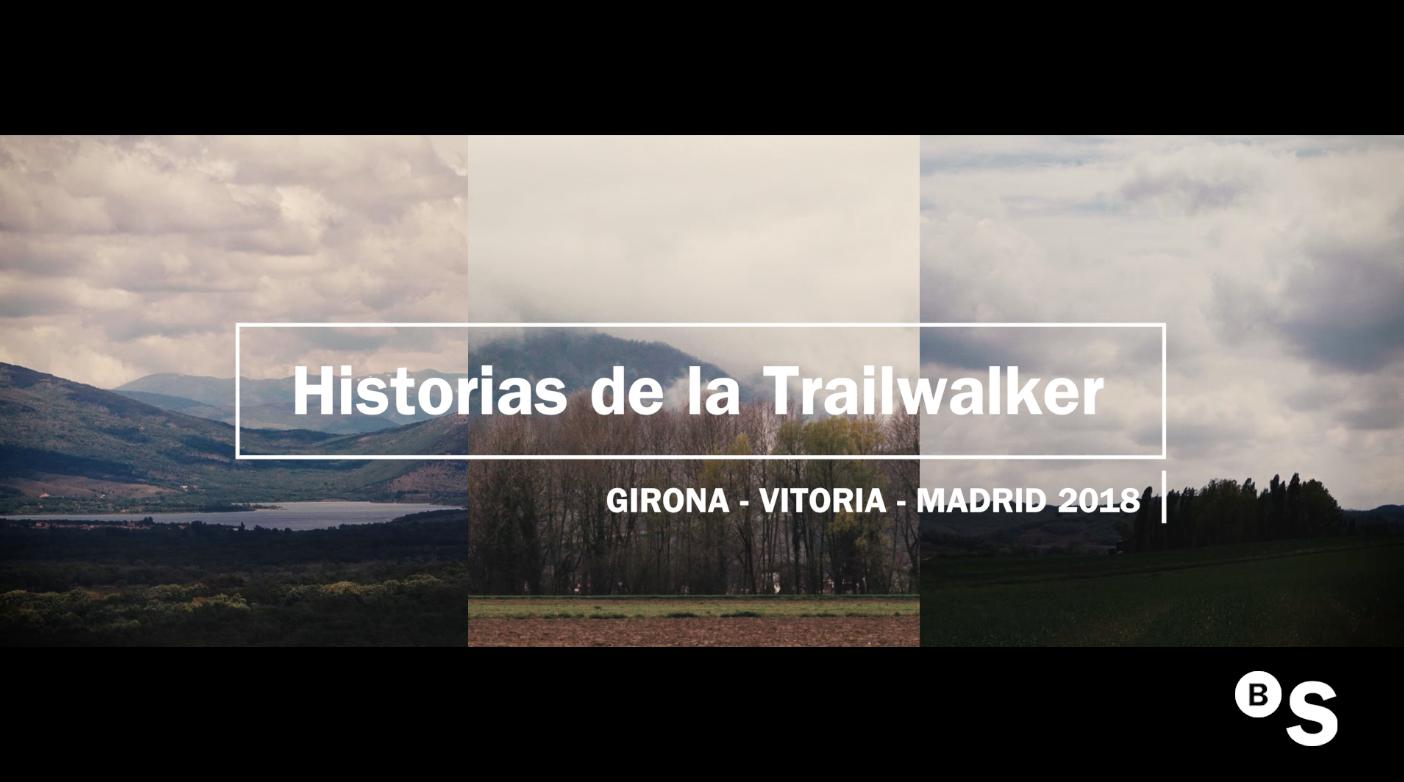 Històries de la Trailwalker: Oxfam Trailwalker2018 Girona - Vitòria - Madrid