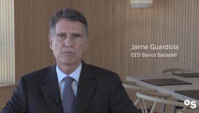 Resultats 2T 2018 de Banc Sabadell: Jaume Guardiola, CEO