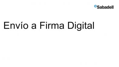 Formación Firma Digital