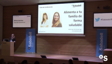 Sabadell Forum. Alimenta a la teva família de forma saludable
