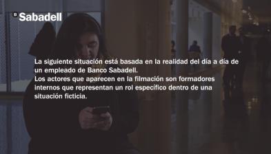 La gestión de conflictos en Banco Sabadell