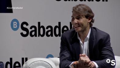 Mejores momentos de la entrevista Rafa Nadal en Vigo