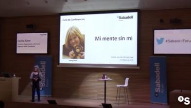 L'única cosa que mancada en la teva vida ets tu, amb Jenny Moix. Sabadell Forum