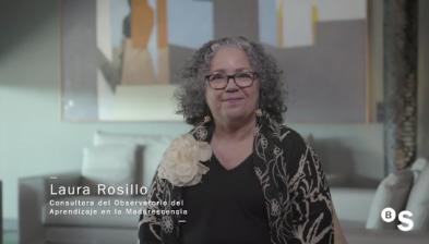 Laura Rosillo. Experta en aprendizaje colaborativo