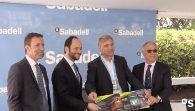 Foxtenn i Sabadell Venture Capital al Barcelona Open Banc Sabadell