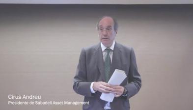 Perspectivas de inversión. Cirus Andreu. Investor Day de Sabadell Asset Management. 22/05/19