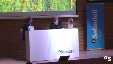 El uso de las hierbas medicinales, con Fray Valentí. Sabadell Forum