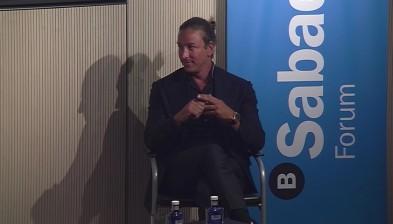Entrevista a Tomás Laso. Sabadell Forum