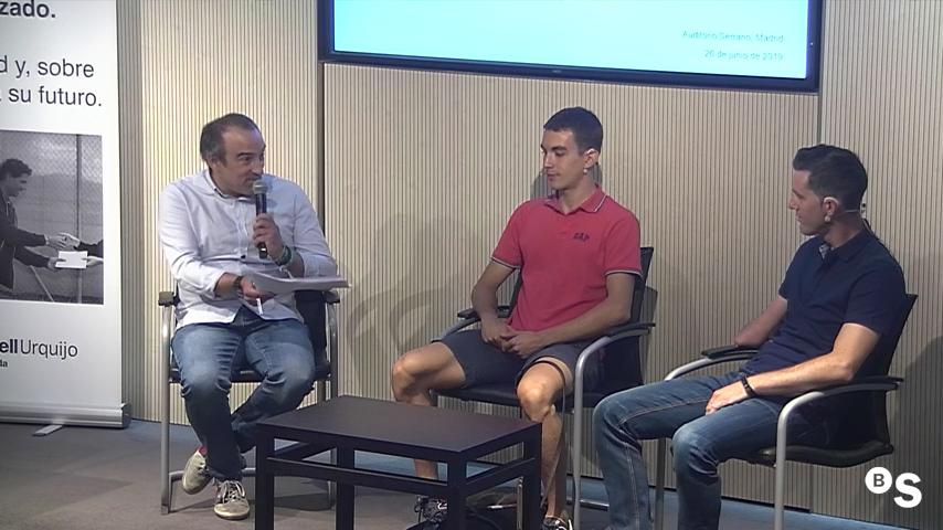 Superando todos los límites. Sabadell Forum